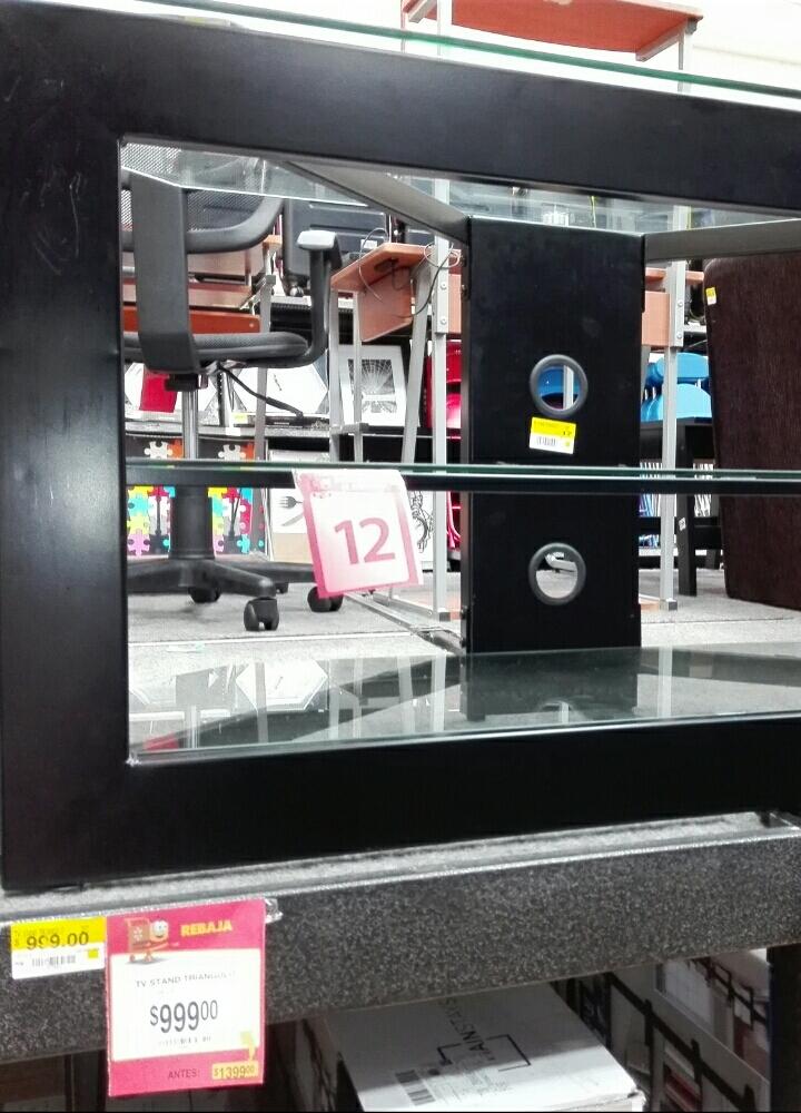 Walmart: Centro de entretenimiento $ 999