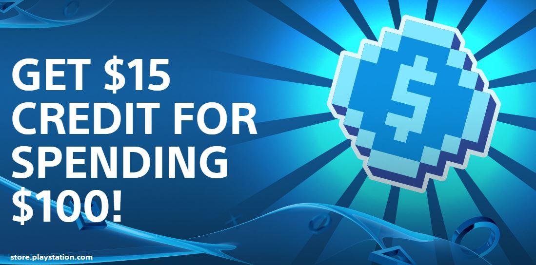 PSN Store: Obtén cupón de 15 dólares al gastar 100. + Ofertas y Noticias