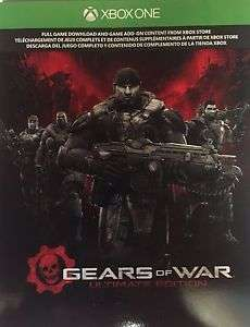 ebay: Gears Of War para Xbox One (digital) 19.99 usd con cupón $340 mxn. apróx.