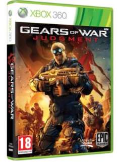 Amazon: Gears of war Judgment para Xbox 360 a $156