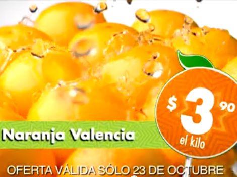 Miércoles de Plaza en La Comer octubre 23: plátano $3.90 el kilo y más
