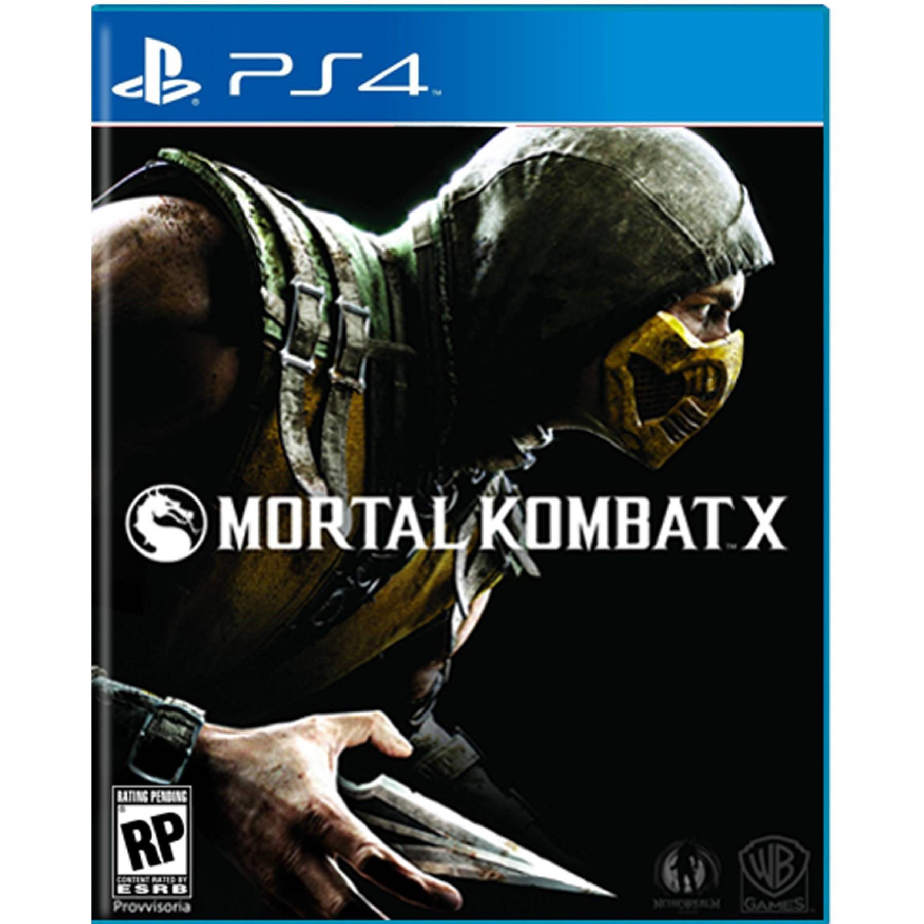 Palacio de Hierro: Mortal Kombat X para PS4 a $539