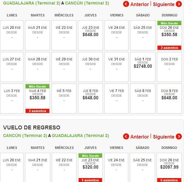 Vivaaerobus: vuelos desde $320 sólo hoy (extendido)