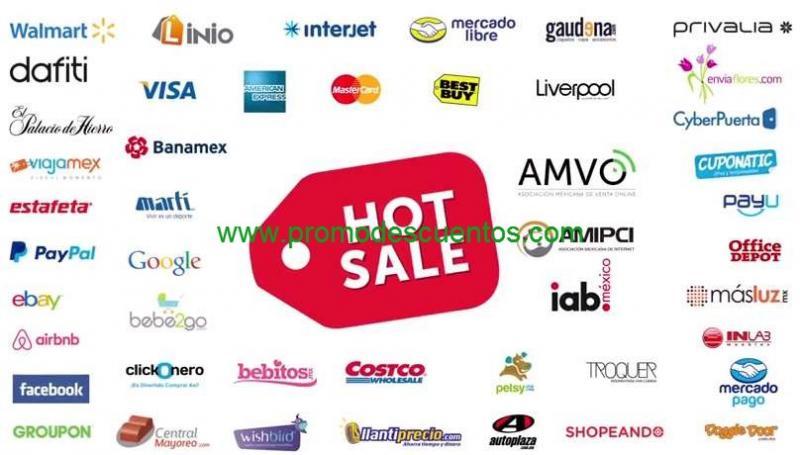 Hot Sale México 2014: día nacional de descuentos por internet (¿El Buen Fin online?)
