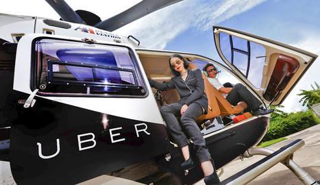 Uberchooper GRATIS viaje en helicóptero solo hoy para Queretaro