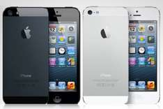 Groupón: iPhone 5 32 Gb $4,999 (64 Gb a $5,499)