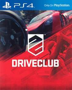 AMAZON: DRiveClub Playstation 4 $389