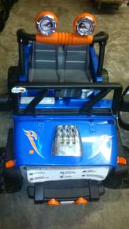 Chedraui (Puebla): Remate Montable PowerWheels Jeep $500 + PN