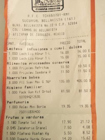 Chedraui: Pañales Suavelastic Max grande de 76 a $135
