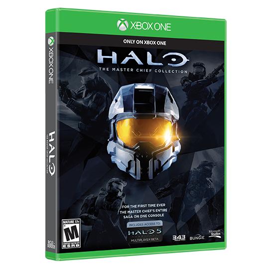 Halo Master Chief xbox one a Solo $299 en GameRush. Y mas títulos en oferta!!