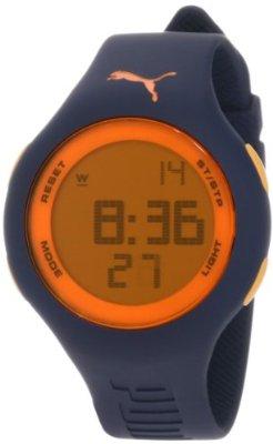 Amazon reloj digital puma azul marino para hombre $475