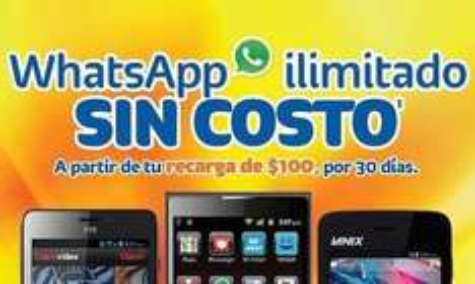 Telcel: Wahatsapp gratis recargando $100 y nuevas tarifas Amigo