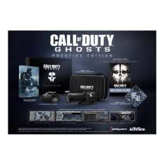 Walmart Online: Call of Duty Ghosts Edicion Prestige PS3 $499