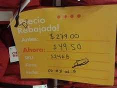 Office Depot: Remate rompevientos $49.50