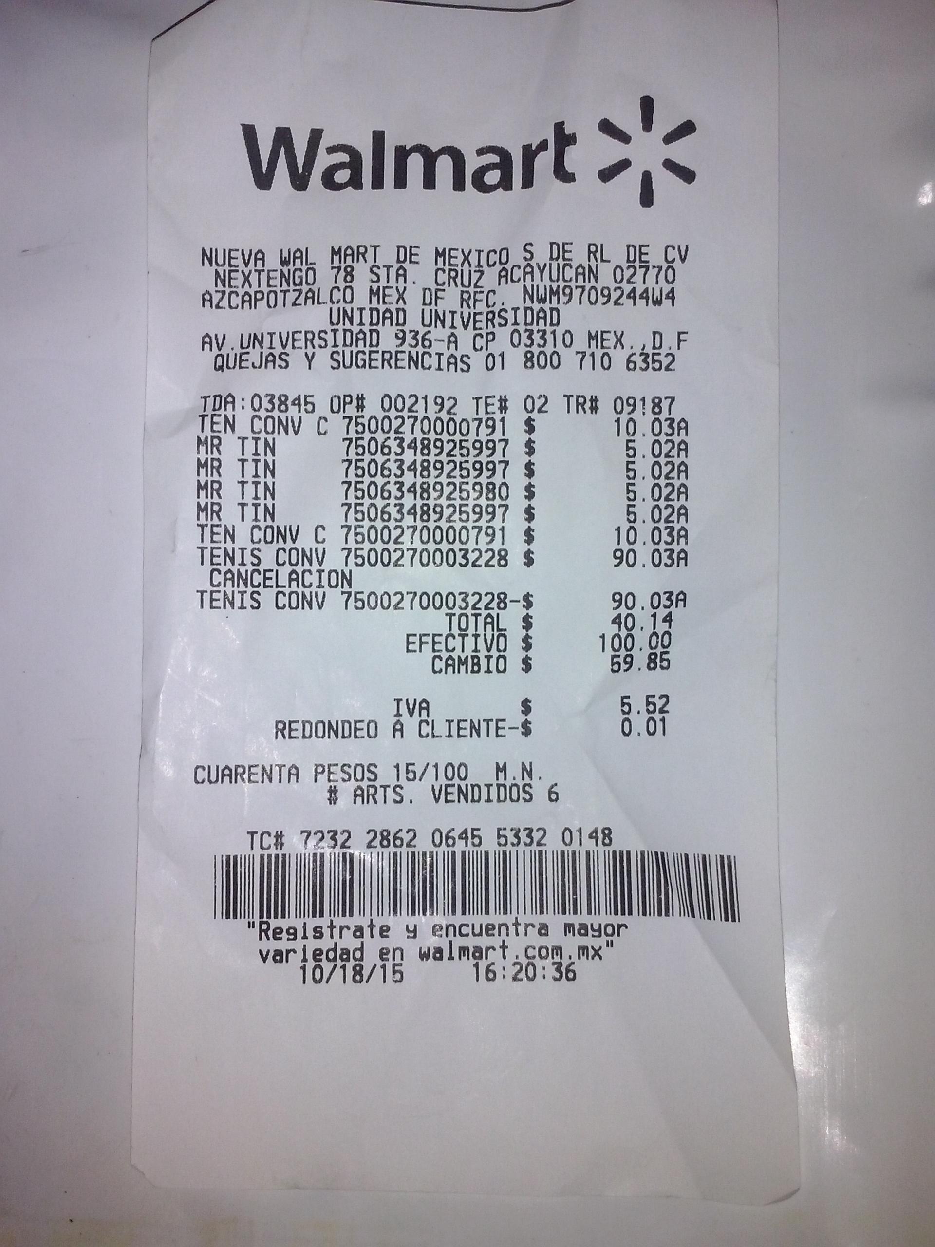 Walmart: Tenis tipo converse a 10.03 y Tines Joe boxer a 5.02