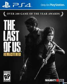 Amazon: The Last of Us (Remastered), PS4 $393.59