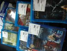 Sam's club: películas Bluray Warner 49
