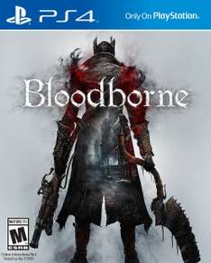Amazon: Bloodborne PS4 $499