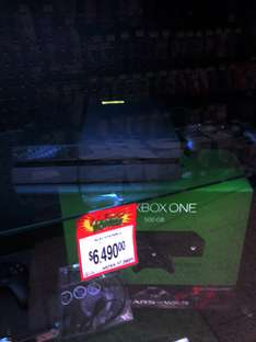 Bodega Aurrerá: Play Station 4 de 500GB a $6,490