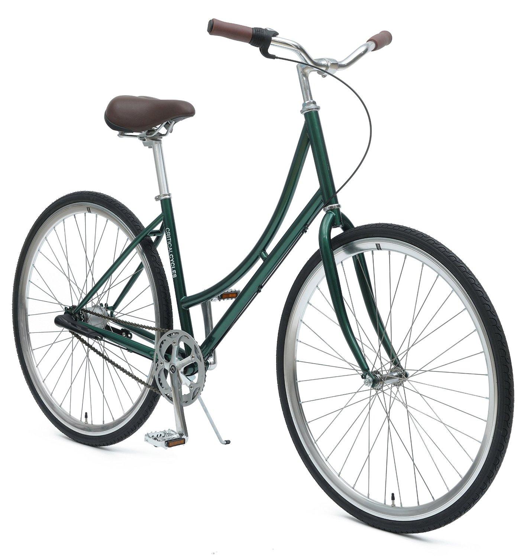 AMAZON: Critical Cycles. Bicicleta de Ciudad Suburbana