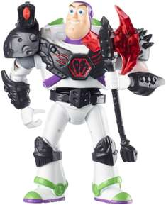 Amazon: figura That Time Forgot Battlesaurs Buzz Lightyear a $58