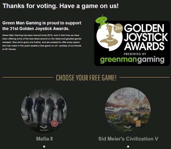 Juegos PC: gratis Mafia II o Civilization V y hasta 75% de descuento en juegos de Capcom