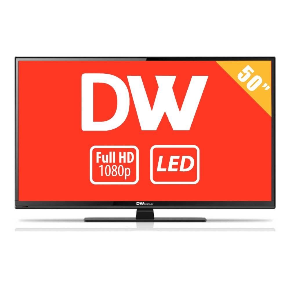 "Walmart Online: Pantalla DW LED 50"" Full HD 1080p 60 Hz $5,999 ($5,666 con Banamex)"