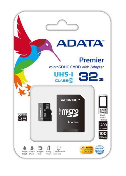 Linio:  MicroSDHC 32GB UHS-I Clase 10 con Adaptador $176 y envio gratis con Linio Plus