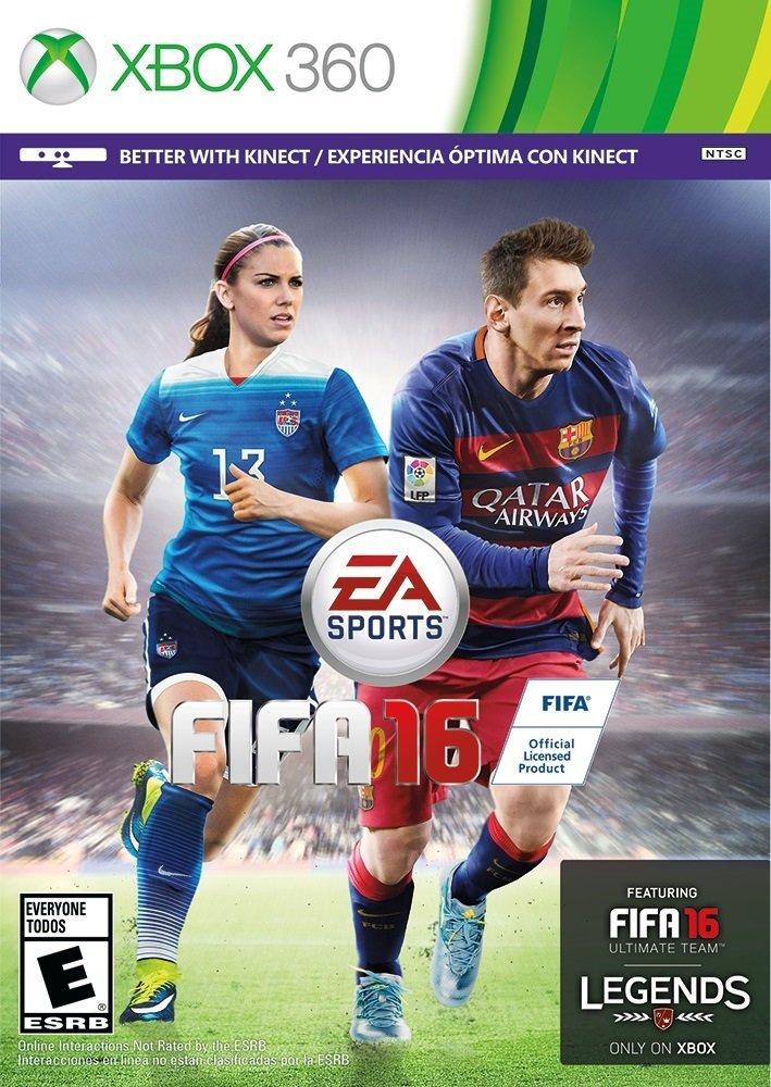 AMAZON: Fifa 16 XBOX 360