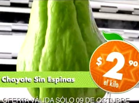 Miércoles de Plaza en La Comer octubre 9: naranja $2.90 el kilo y más