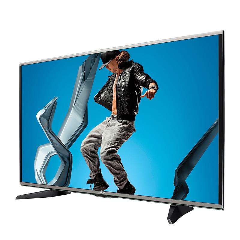 Costco: Televisión Sharp de 60 pulgadas LC60UQ17U a $17,999