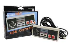 Amazon: control Gtron Classic USB NES para PC $110