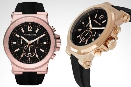 Groupon: Reloj Dama Michael Kors modelo MK8184 (negro) y MK8295 (azul)