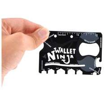 Linio:  Wallet Ninja 18 herramientas En 1