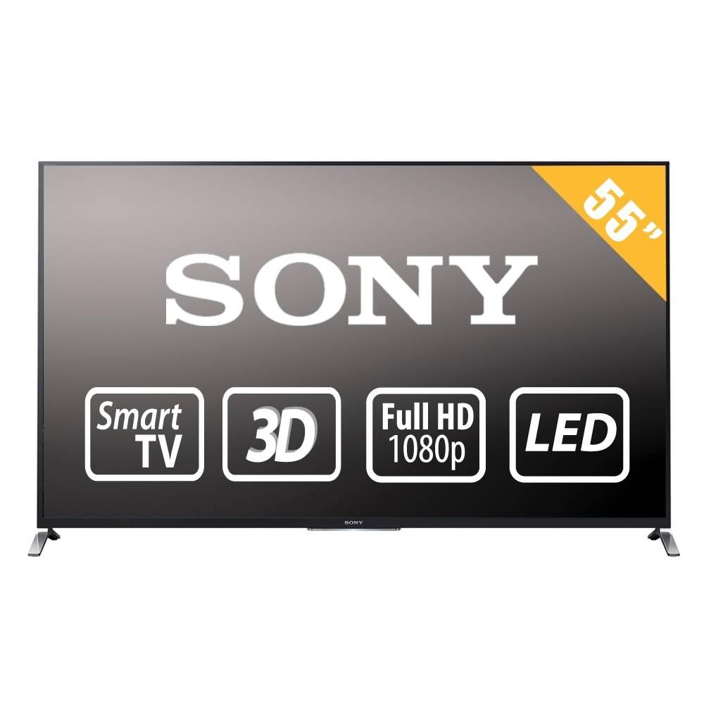 Walmart: TV Sony 55 Pulgadas 1080p Full HD Smart TV 3D LED Bravia KDL-55W950B