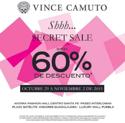 Vince Camuto venta secreta: hasta 60% de descuento en zapatos seleccionados