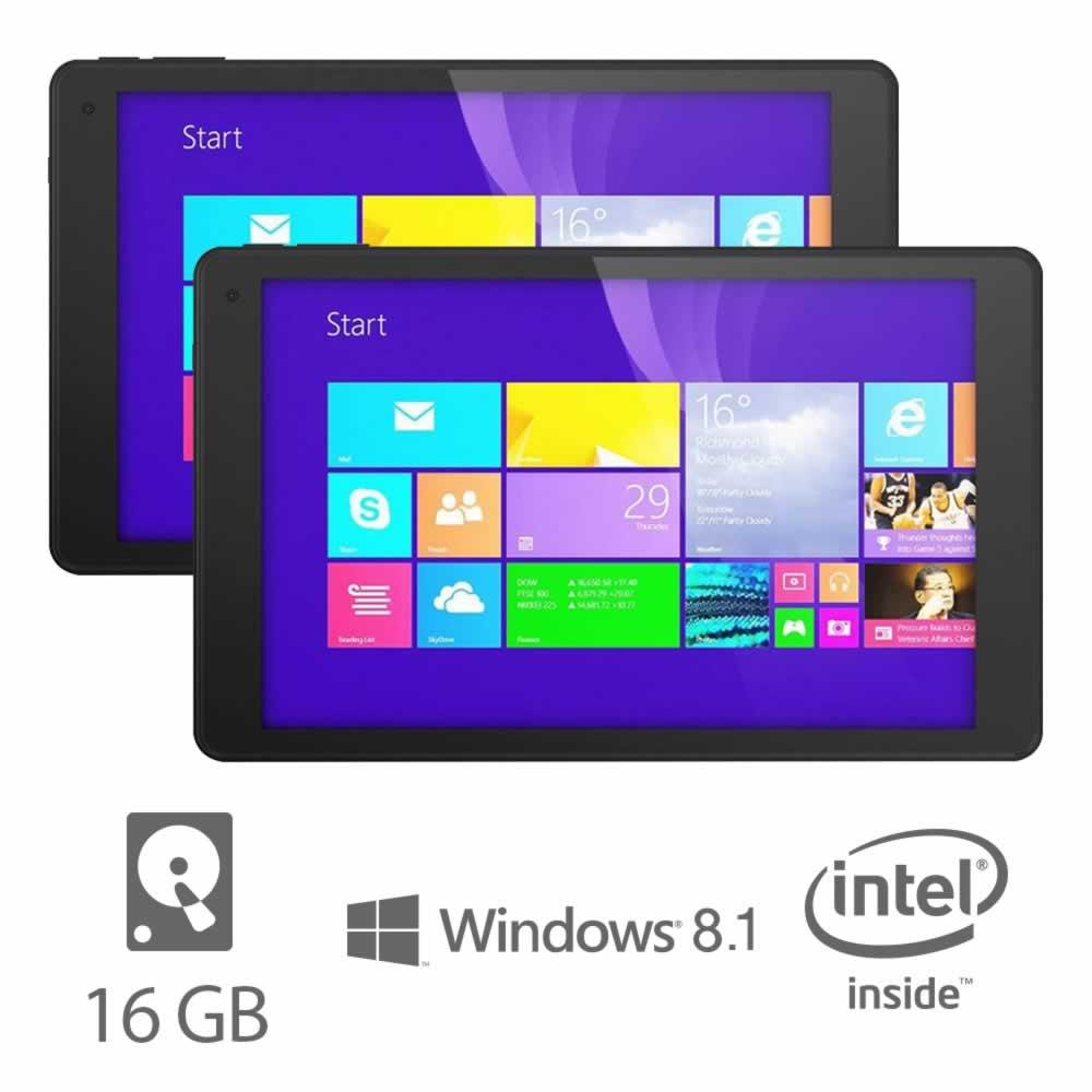 Walmart.com.mx: Paquete de dos Tablet Vulcan 8 Pulgadas 16 GB $2499