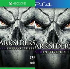 AMAZON: Darksiders 2: Deathinitive Edition - PlayStation 4 $458, versión para Xbox One $470