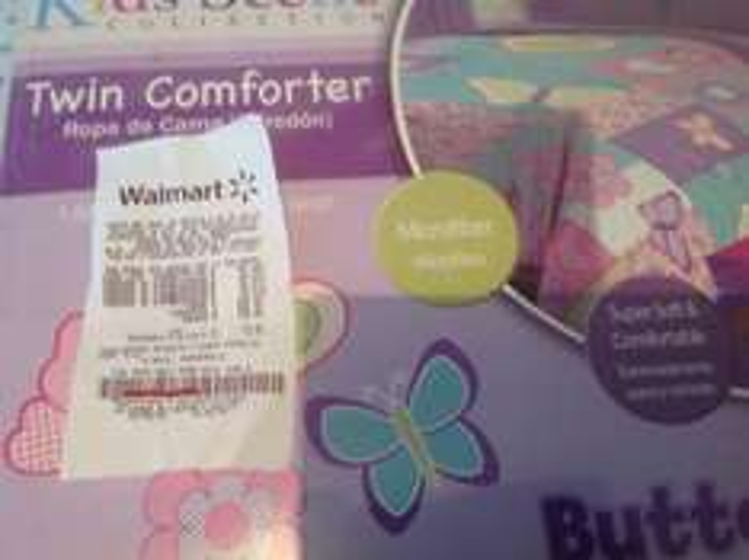 Walmart alfredo del mazo y terminal TOLUCA: Edredones a $50.01