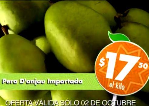 Miércoles de Plaza en La Comer octubre 2: toronja $2.50 el kilo y más