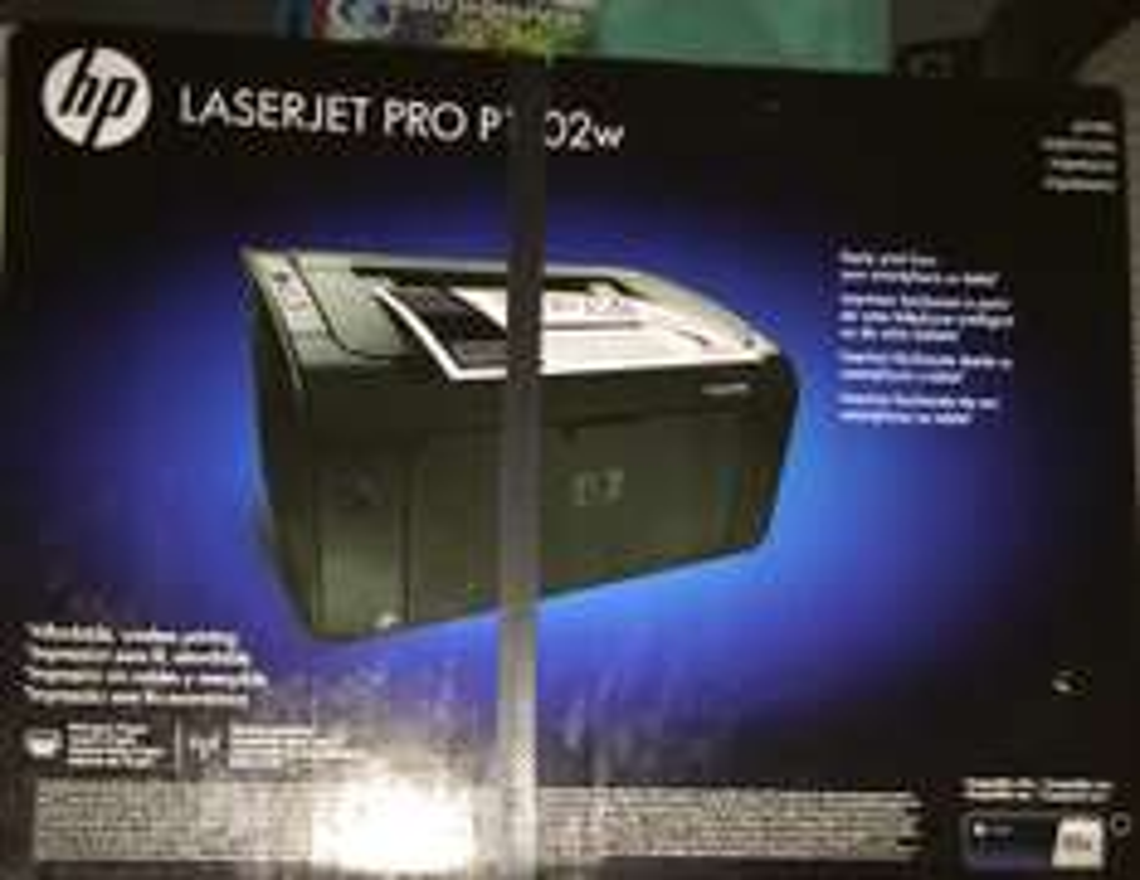 Chedraui: impresora HP P1102W LaserJet Wi-Fi a $390