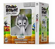 Amazon: Bundle 3DS Chibi Robo Zip Lash + Amiibo