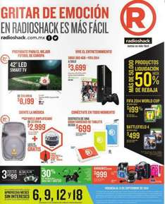 RadioShack: Battlefield 4 PS4 o Xbox One $499