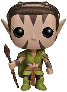 Amazón: Funko Pop! Magic The Gathering Nissa Revane
