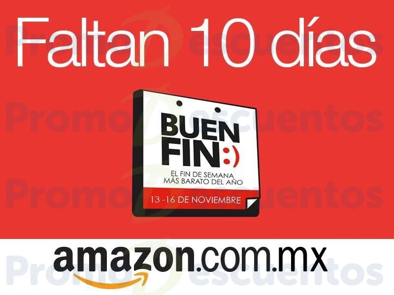 Amazon igualará las ofertas de los competidores durante El Buen Fin 2015