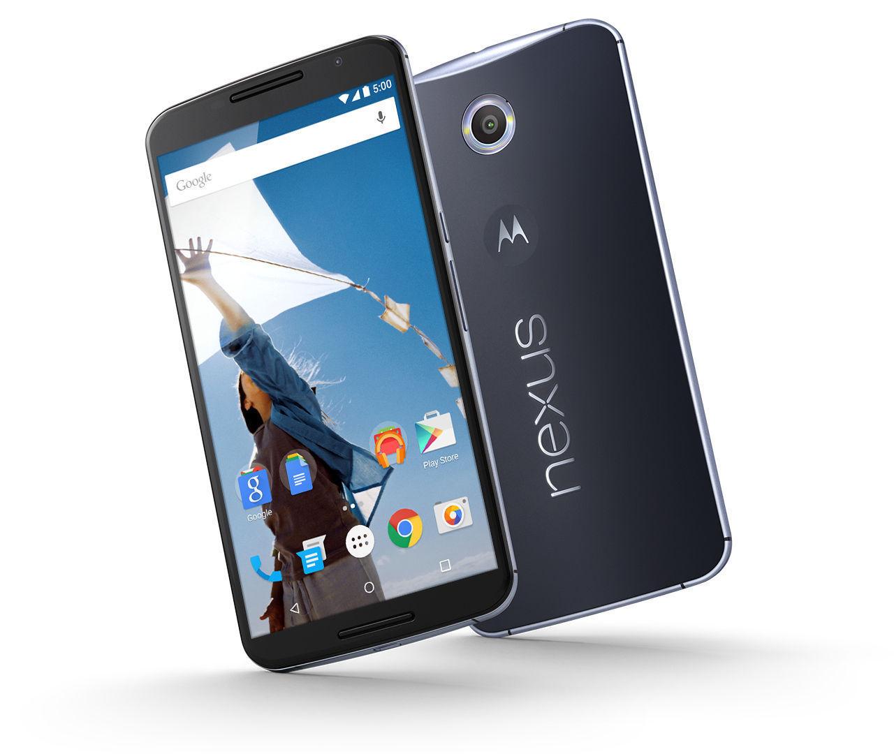 Ebay: Nexus 6 32GB 290 dólares