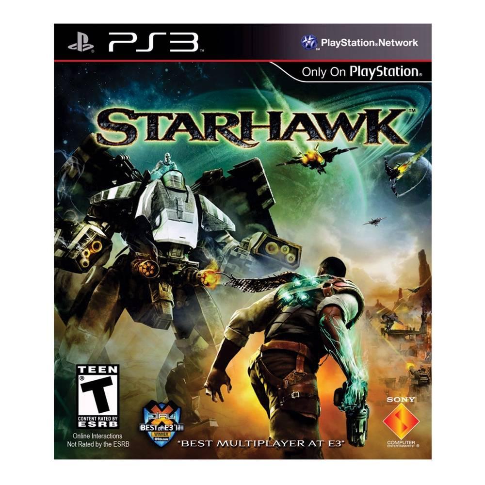 Walmart en línea: Starhawk para PS3 a $99