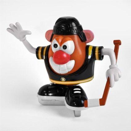 Amazon México - NHL Boston Bruins Mr. Potato Head $55
