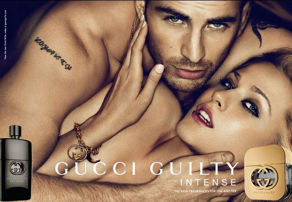Muestra gratis de perfume Gucci Guilty