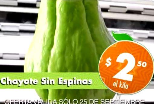 Miércoles de Plaza en La Comer septiembre 24: uva $18 el kilo y más